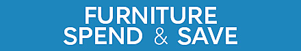 Spend and save on furniture