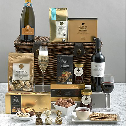Food and wine gifts
