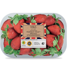 M&S Perfect Pick British Strawberries