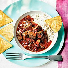 Spicy chilli con carne recipe