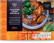 M&S Chicken Tikka Masala