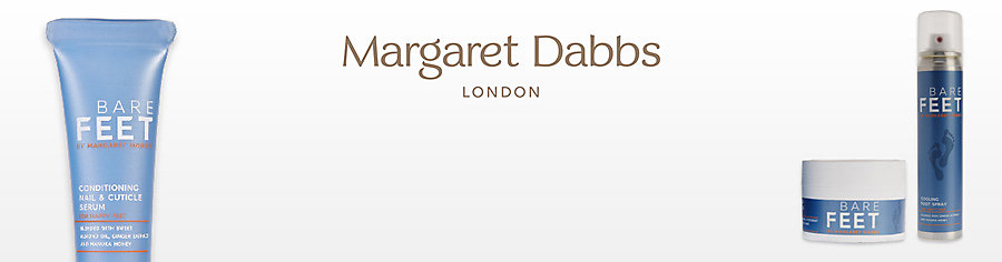 Margaret Dabbs foot care products