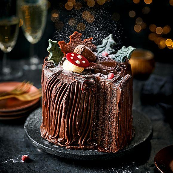 Christmas Cake Pudding Ms