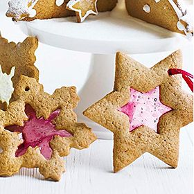 Recipe for window biscuits