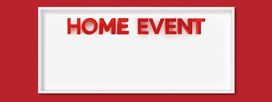 Home Event 20% off homeware and up to 30% off furniture banner