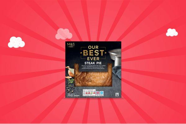 Our Best Ever - Steak Pie