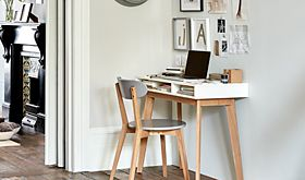 Bradshaw desk and chair
