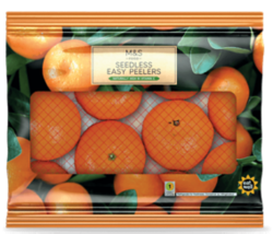 M&S Seedless Easy Peelers
