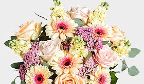 Shop the summer pastel bouquet