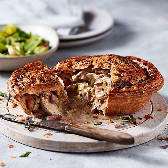 Pie Oh Pie | Recipes | M&S