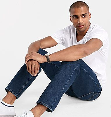 Men's denim from £15