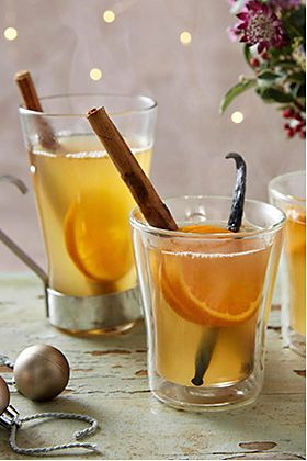 Hot rum Cocktail