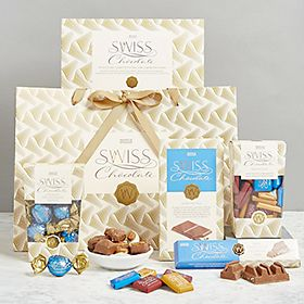 Taste of Switzerland gift bag