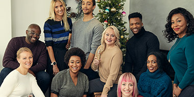 Meet our Christmas food ad stars