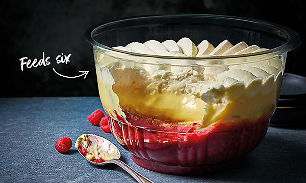 M&S Our Best Ever trifle
