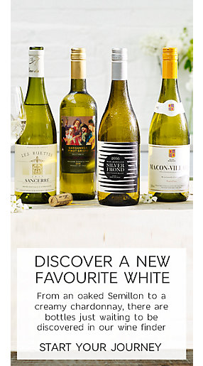 Discover a new favourite wine
