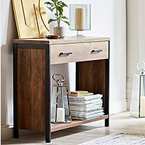 Baltimore wooden console table