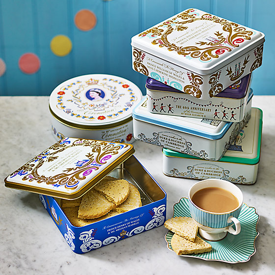 Celebrate The Royal Wedding With Biscuits