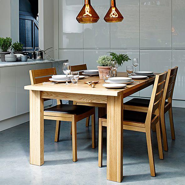 Oak Furniture Light Solid M S
