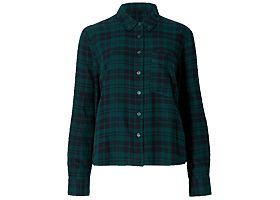 M&S check shirt