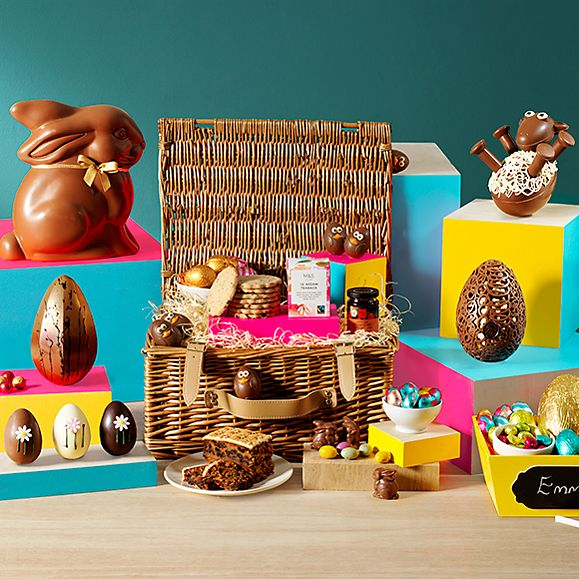 Easter favourites easter gift ideas ms easter hampers negle Gallery