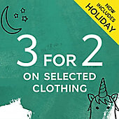 M&S 3 for 2 kids clothes deal