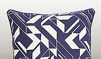 Patterned cushion