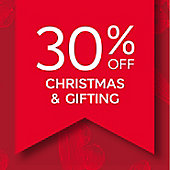 30% off Christmas & Gifting