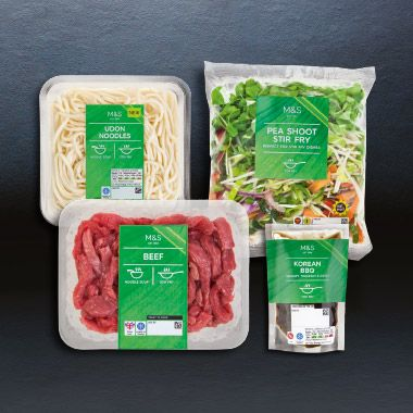 Stir fry meal deal for £7