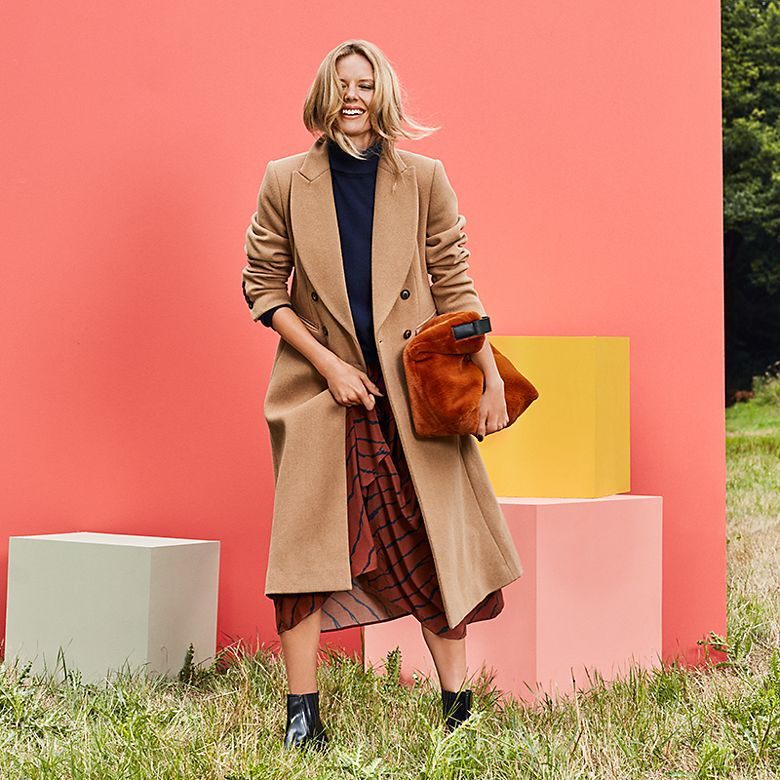 a5fe7dcac Marks & Spencer best autumn winter 2018 coats