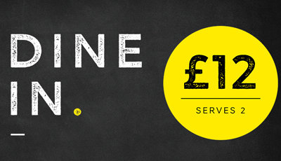 Dine In for £12